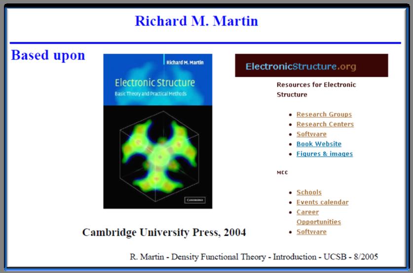 کتاب ساختار الکترونی